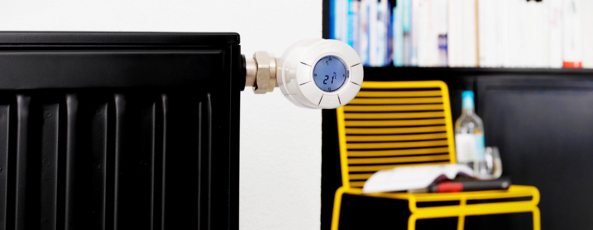 Fremragende Intelligente termostater er en sjældenhed i Danmark | Installatør JG27