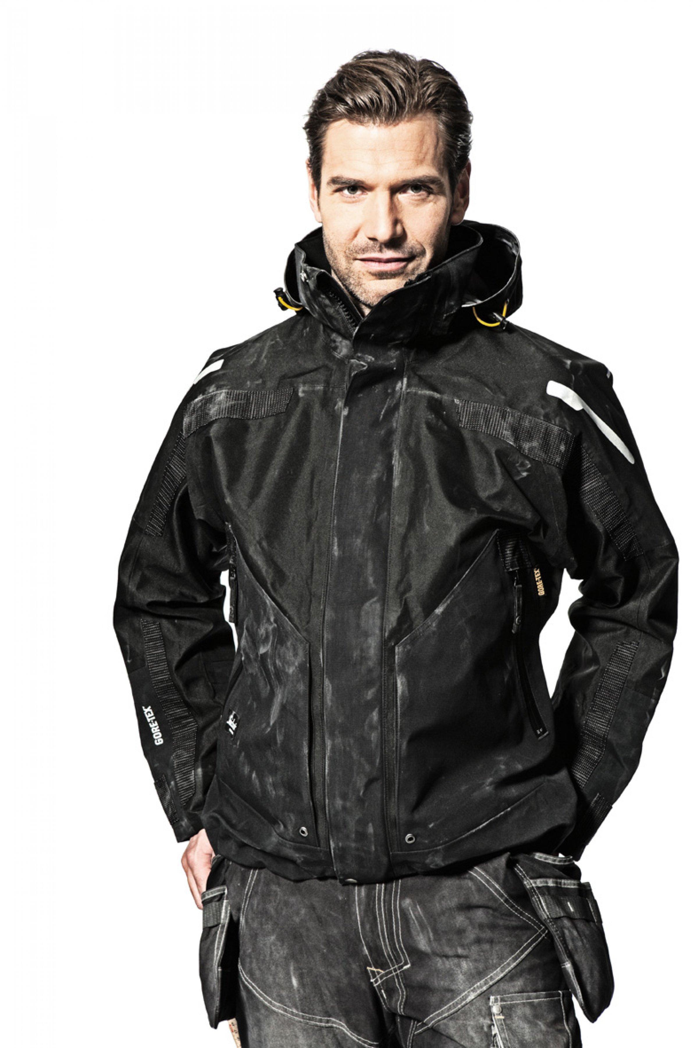 Solid jakke fra Snickers Workwear | Installatør