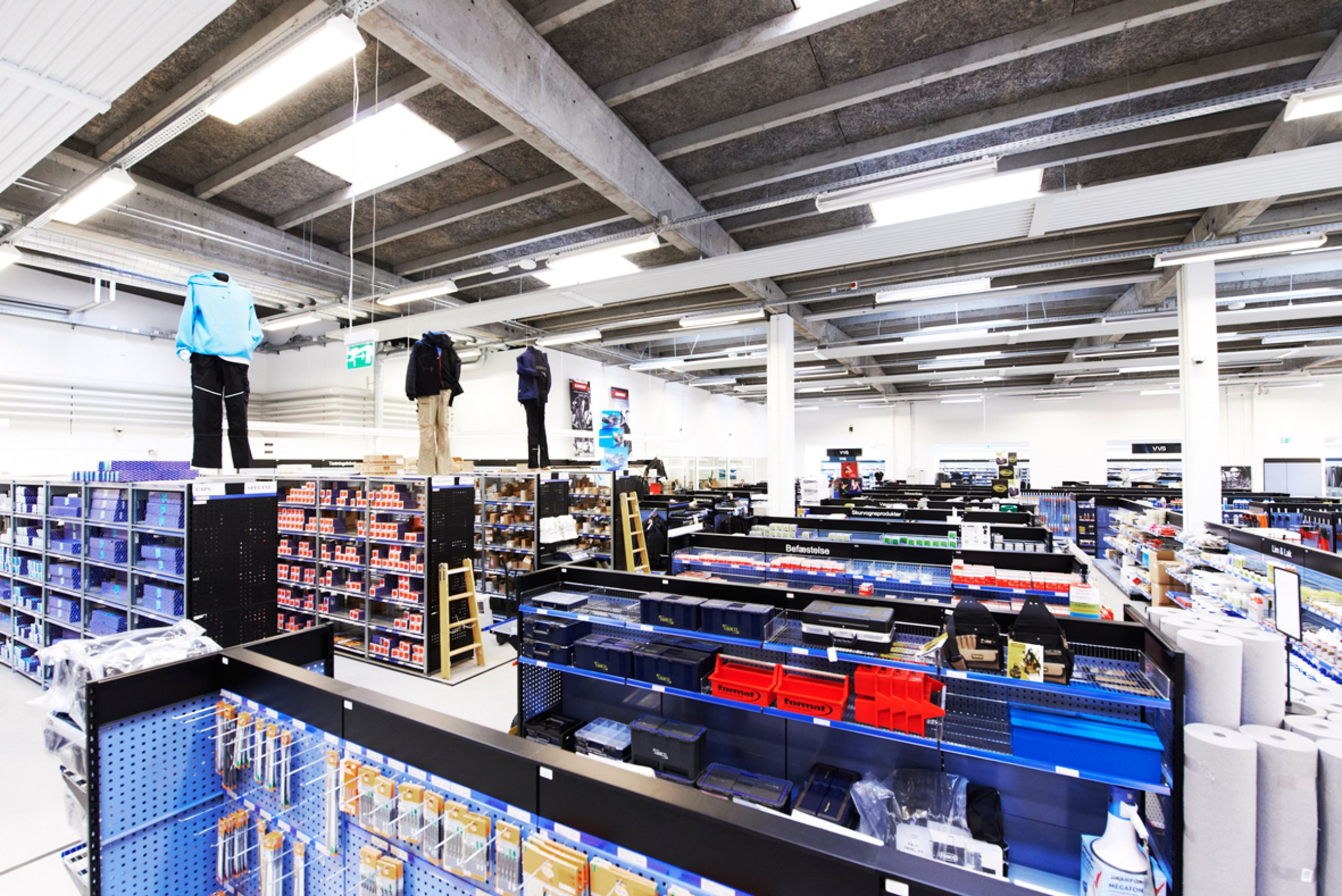 Storslåede Sanistål udvider med ny butik   Installatør QV97