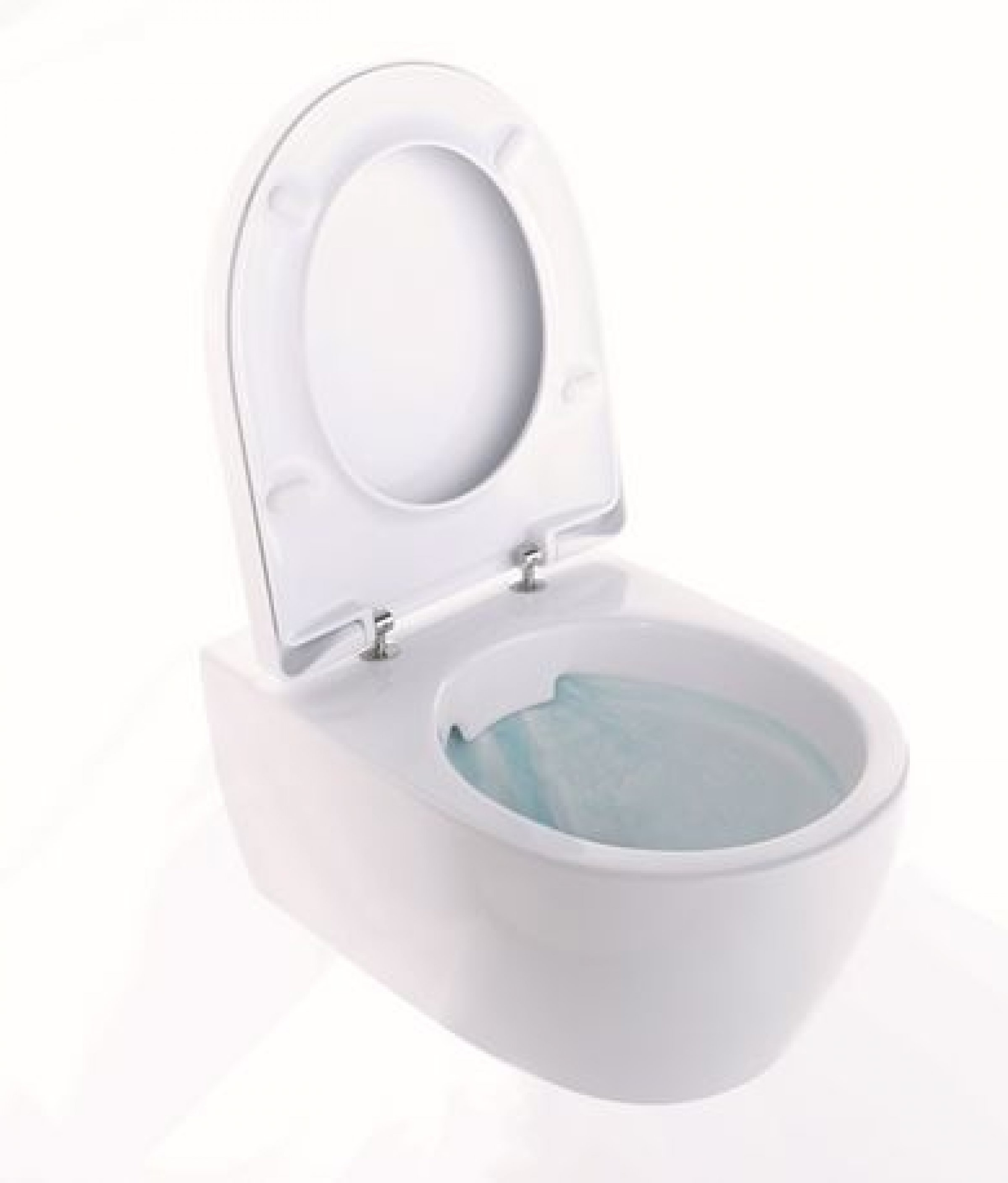 toilet uden skyllekant