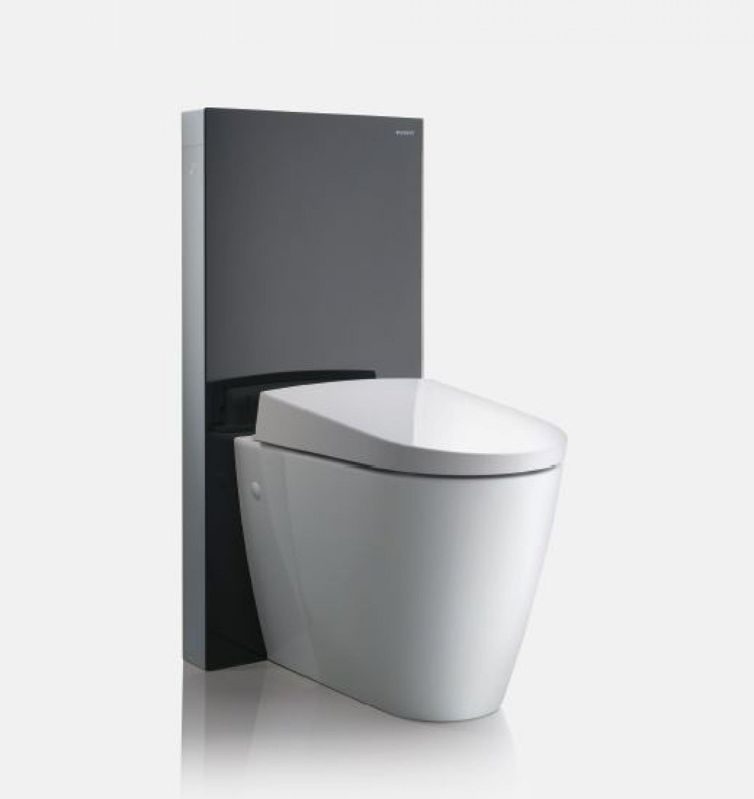 Mega Nyt gulvstående douchetoilet | Installatør JN27