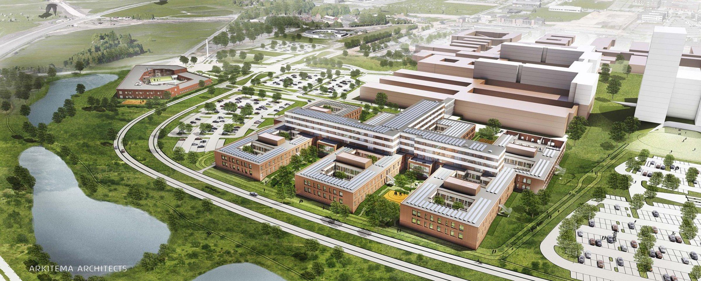 Billedresultat for skejby sygehus