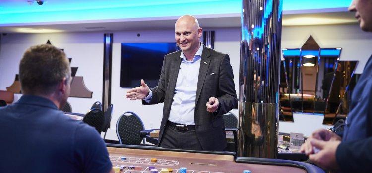 Nordelektro installerer intelligent lysstyring på Casino Aalborg | Installatør